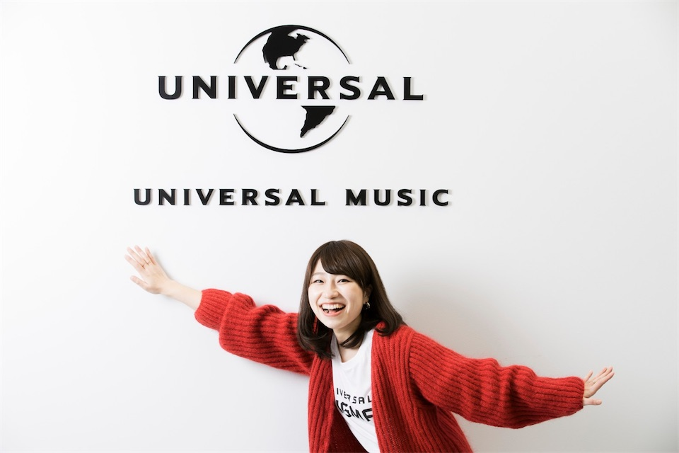 関取 花、メジャーデビューミニアルバムより「太陽の君に」をJ-WAVE「GOLD RUSH」にて最速オンエア!