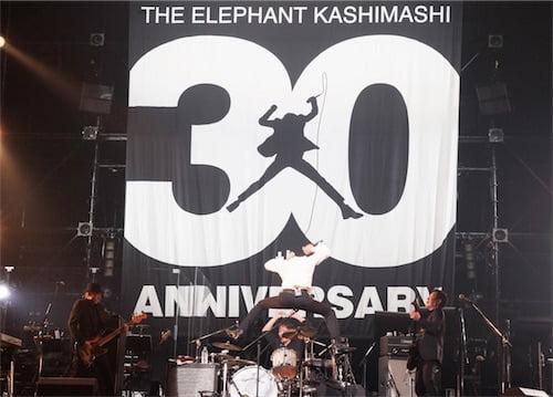 30th ANNIVERSARY TOUR