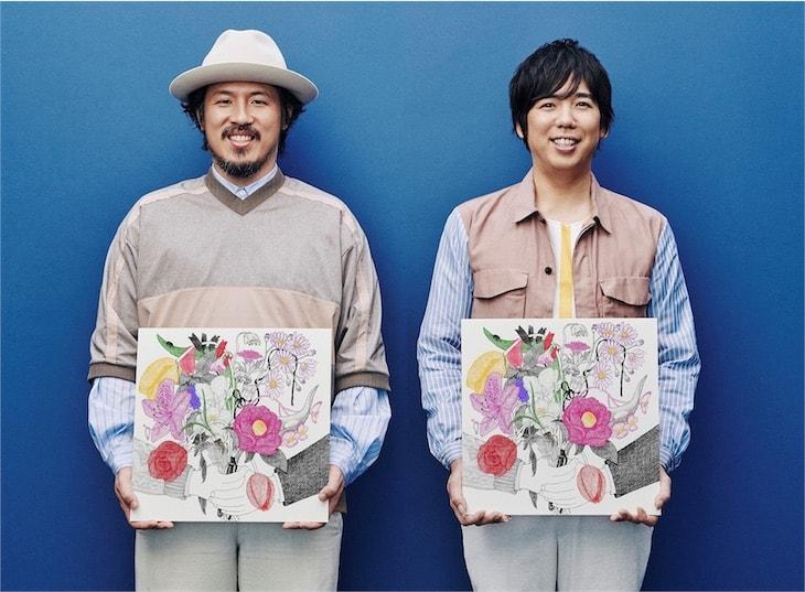 スキマスイッチ、3月16日全国放映スタートのアキュビュー® 新CMソング『青春』を書き下ろし!