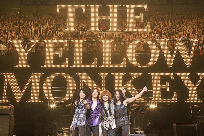 THE YELLOW MONKEY、東京ドーム2DAYS公演が決定!新曲「ロザーナ」ティザー映像とともに発表!デビュー記念日に全曲新録ベストアルバム発売!