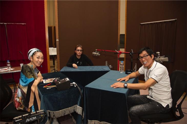 MISIA、明石家さんまとラジオ共演で1年ぶりに再会!さんま思い出の楽曲をMISIA×甲斐よしひろでセッション!