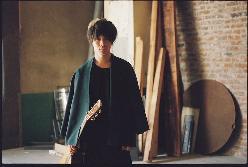 戸渡陽太、2017年最初の新曲『Happy』配信シングルとして本日リリース!
