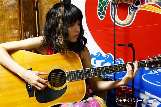 植田真梨恵、初出演映画「トモシビ 銚子電鉄 6.4kmの軌跡」に主題歌書き下ろし!