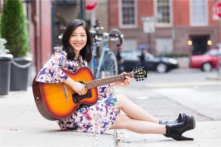 植村花菜、初めてのNYレコーディングによるセルフプロデュースアルバム「Unplugged」ついに完成!