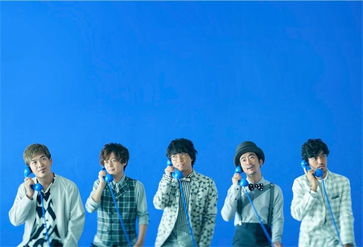 """wacci、""""青い""""新ヴィジュアル公開!ライブで人気の新曲配信&MV公開!"""