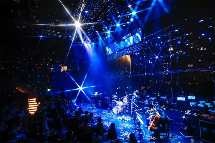 WEAVER、Billboard Live TOKYO 2公演オフィシャルレポート