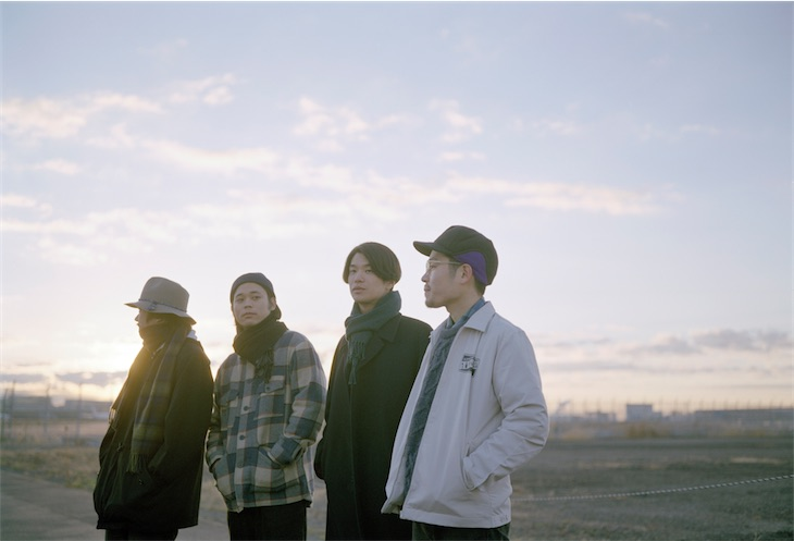 Yogee New Waves、メジャーデビュー第一弾「SPRING CAVE e.p.」が3月14日に発売決定!