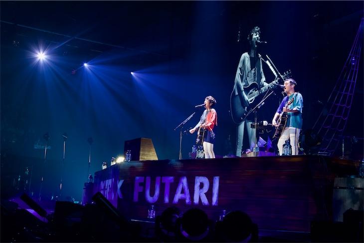"""ゆず、広島振替公演でBIG YELLツアー""""完結""""!2人だけの引き語りライブに1万1000人熱狂!"""