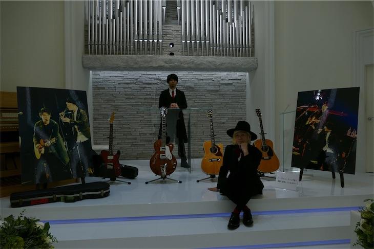 吉田山田、デビュー10年にして初のディナーショーを埼玉の結婚式場ステラ・デル・アンジェロにて開催!