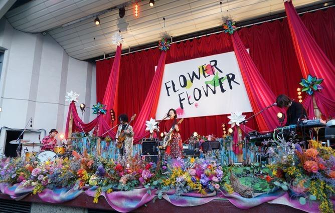 FLOWER FLOWER、ツアー初日!サプライズ、ハプニング、そしてCHE.R.RYも!