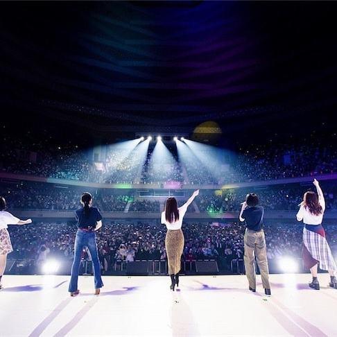 Little Glee Monster、約2万5千人動員の武道館2DAYS大成功!