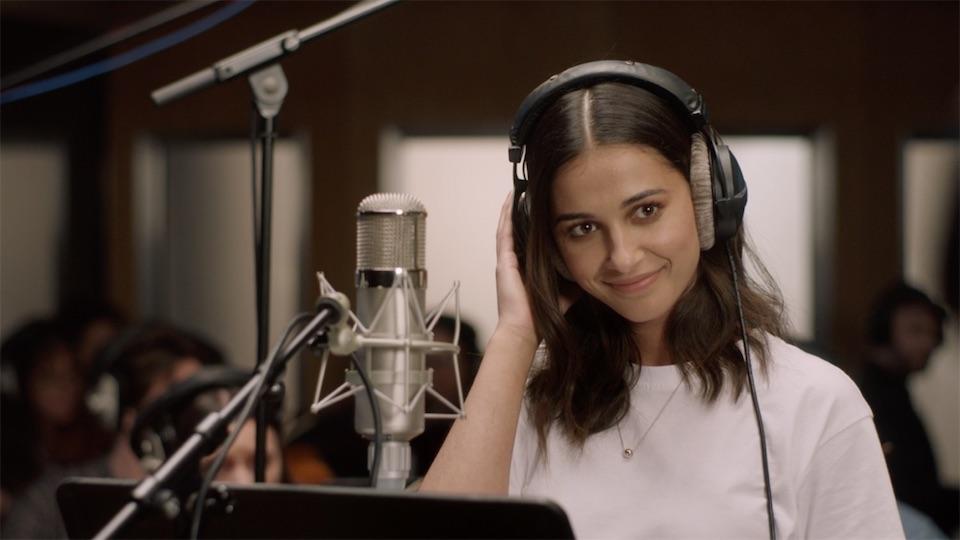 大ヒット中の映画『アラジン』の新曲「スピーチレス~心の声」ジャスミン役ナオミ・スコットによる歌唱映像が公開中!