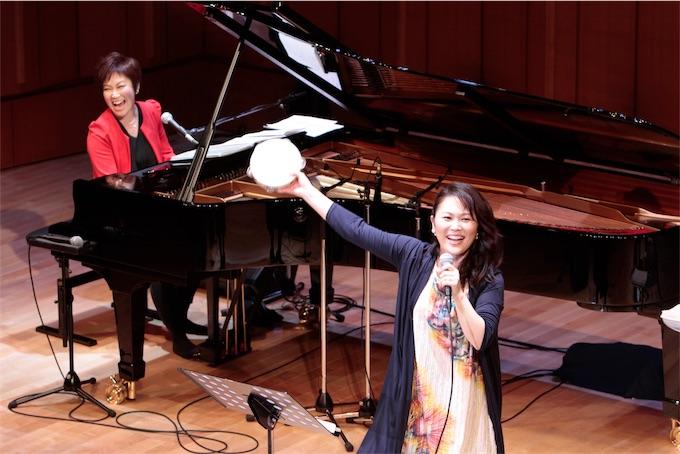 Kiroro、約8年振りとなる思い出のステージで「Best Friend ~Mother Earth Version~」を初披露!