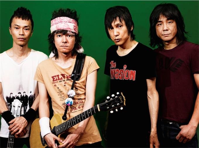 ザ・クロマニヨンズ、ニューシングル「ペテン師ロック」9月14日発売!