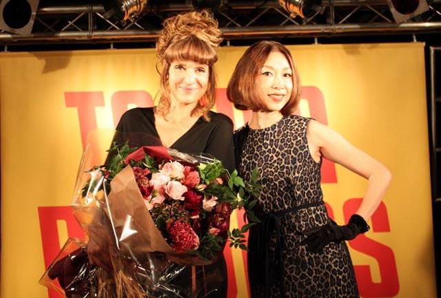 野宮真貴、渋谷でスペシャルイベントを実施!フランスからクレモンティーヌも特別参加!