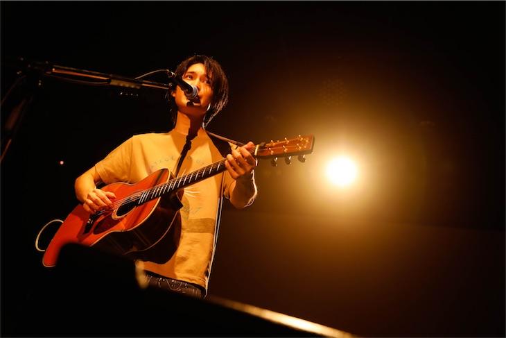 阪本奨悟、東名阪ツアー終幕「みなさんにいただいたものを次に繋げます!」オフィシャルレポート