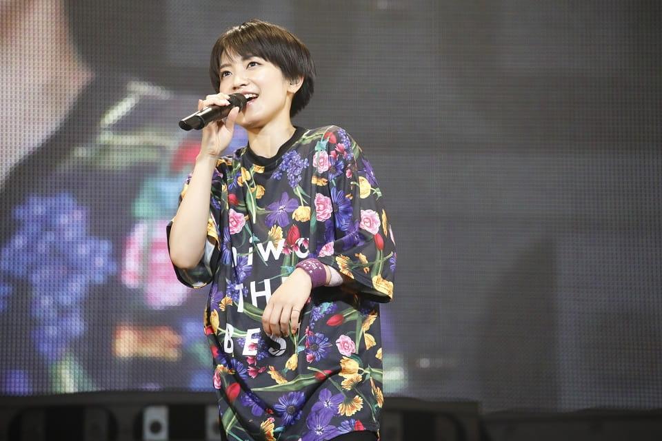 "miwa concert tour 2018-2019 ""miwa THE BEST"" 3.16 日本武道館 ライヴレポート"