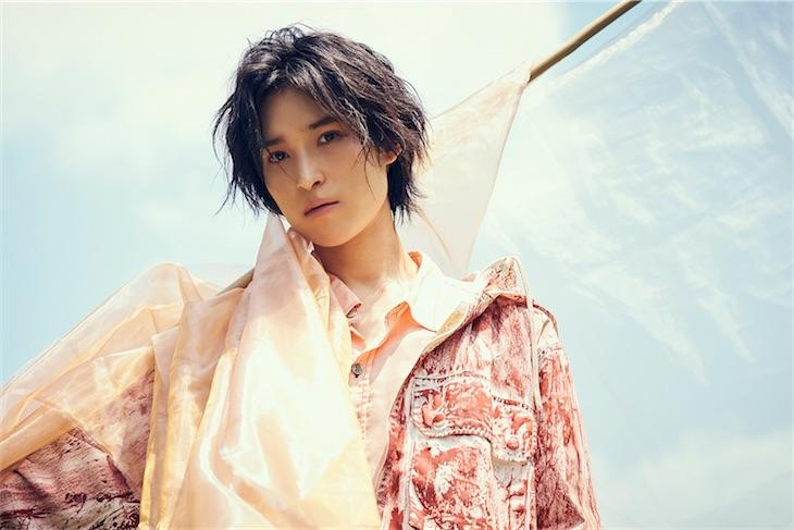 阪本奨悟、情熱の旗振り「無限のトライ」Music Video解禁!