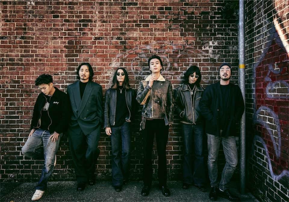 Suchmos、初のライブ音源が配信スタート!メンバーがセレクトした9曲収録!