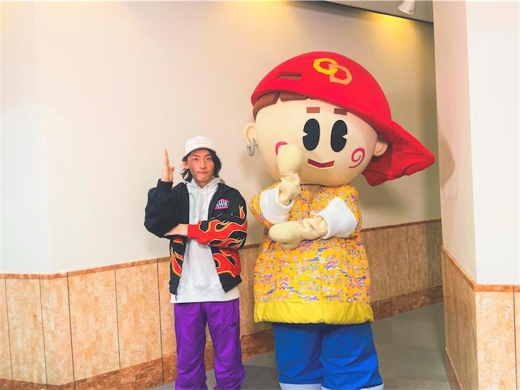 ビッケブランカ、新曲「Shekebon!」を明日深夜放送「CDTV」にてテレビ初披露!
