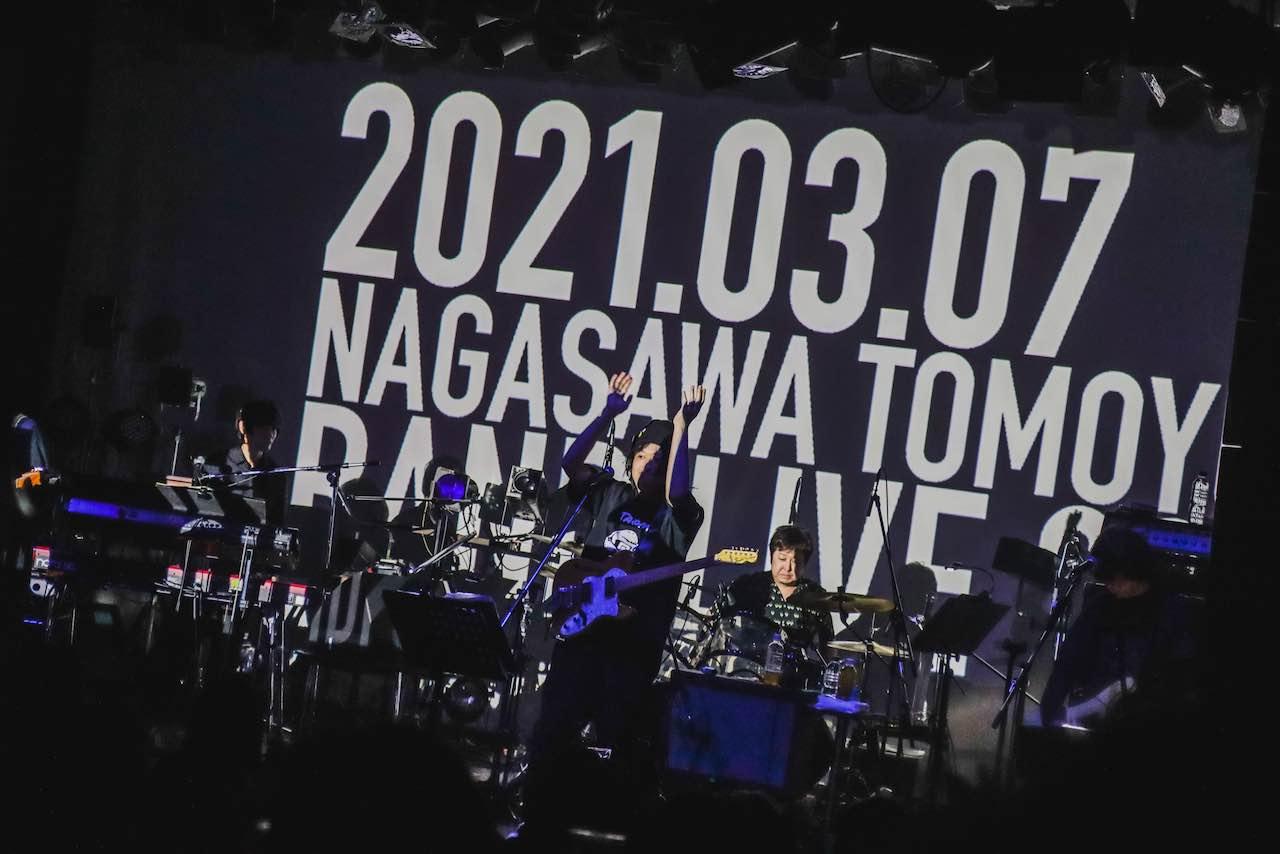 長澤知之 BAND LIVE 2021 オフィシャルライブレポート