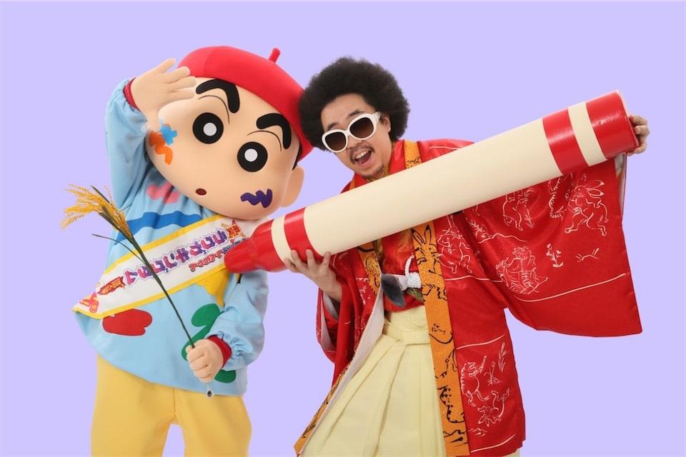 レキシ、新作『映画クレヨンしんちゃん』主題歌「ギガアイシテル」を書き下ろし!