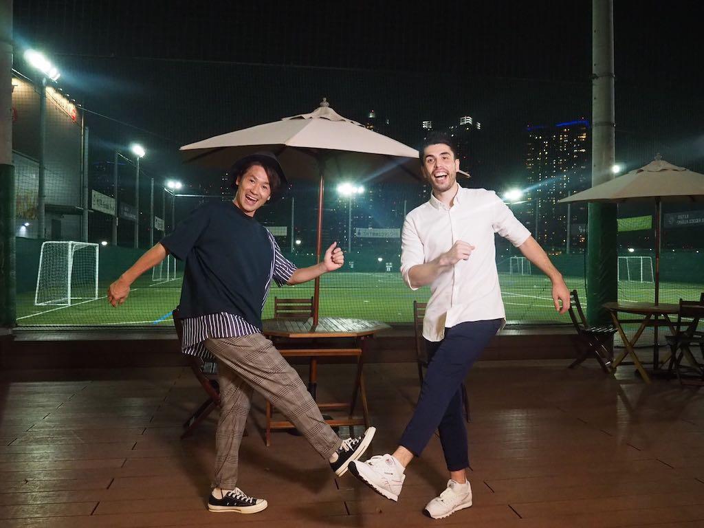 ナオト・インティライミ、ハンドボール日本代表のレミたんと初共演!世界を目指している二人だからこそ出来る配信に!