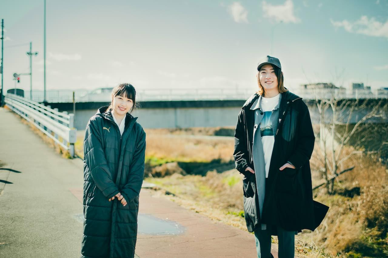 ビッケブランカ、新曲「ポニーテイル」に桜井日奈子がMV初主演!本日より先行配信開始!