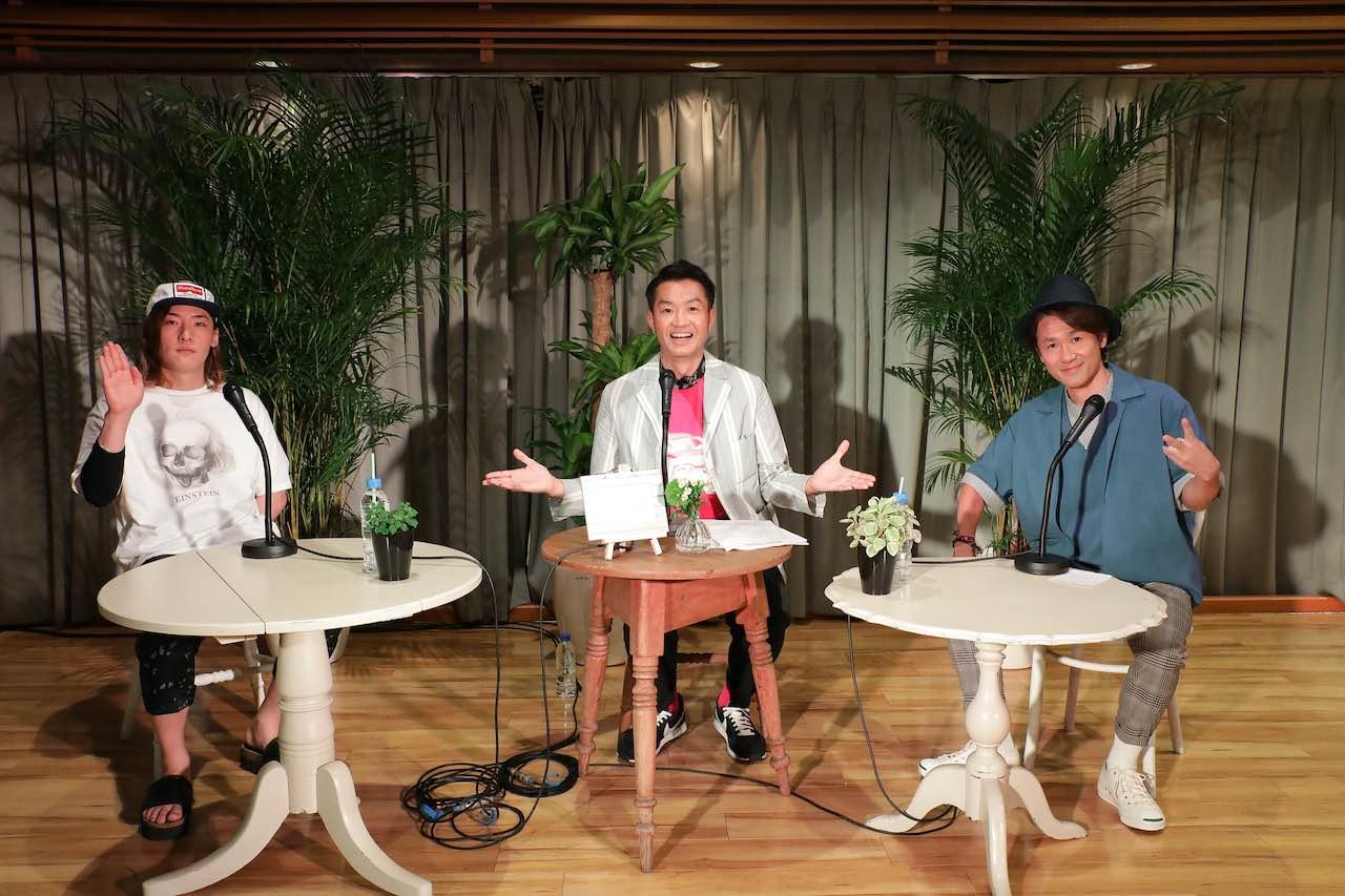 ナオト・インティライミとビッケブランカ、スタジオライブで共演!「802 LIVE GARDEN」レポート到着!