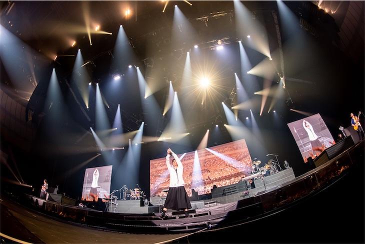 RADWIMPS、全国ツアー完遂!横浜アリーナ公演オフィシャルレポート