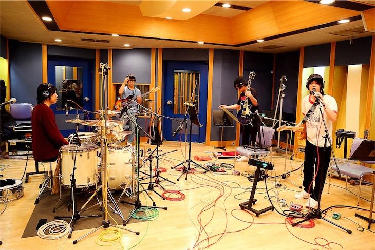 AL(アル:小山田壮平×長澤知之×藤原寛×後藤大樹)、セカンドアルバムのリリースツアーが全国7か所で決定!チケット先行受付スタート!