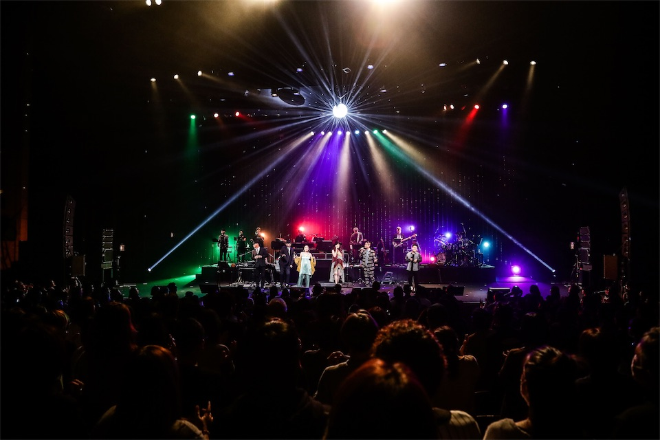FM COCOLO CROSSOVER JAM COOL VIBES 2019 ライブレポート