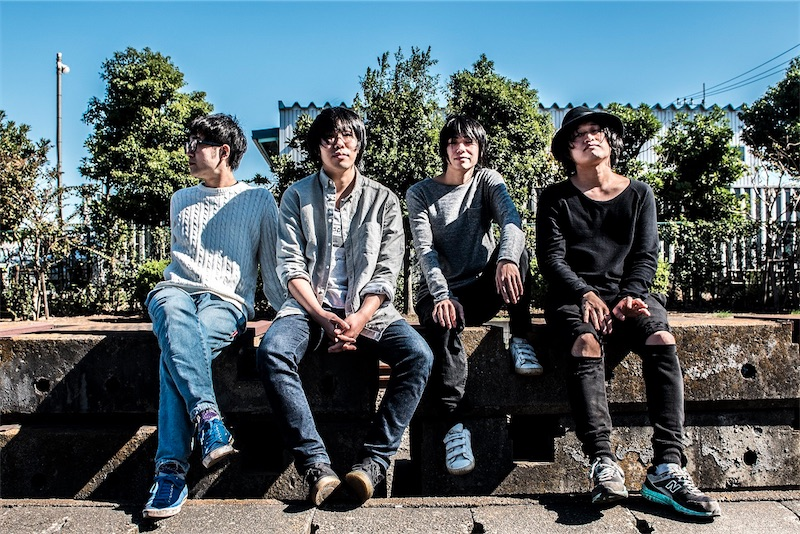AL(小山田壮平×長澤知之×藤原寛×後藤大樹)、「あのウミネコ」MVフル公開!