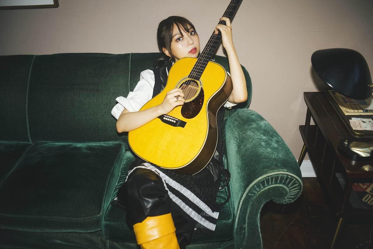 Original Loveと竹内アンナ、白昼のツーマンライブが決定!