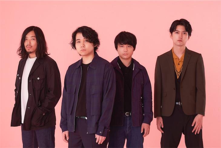 BBHF、2nd EP「Family」リリース&ワンマンツアー開催決定!