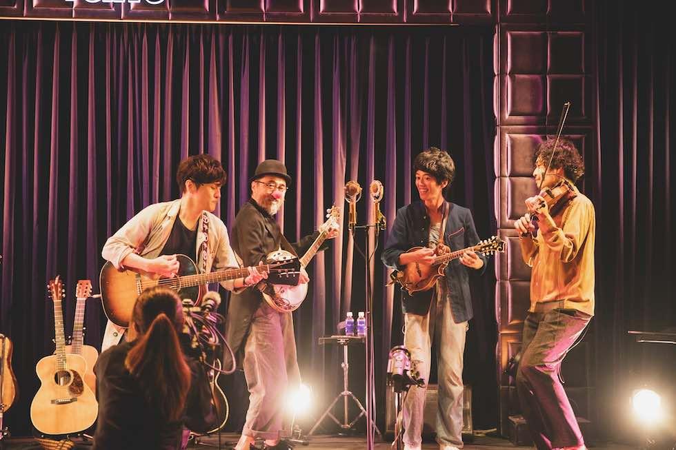 森山直太朗、7月22日ブルーノート発「全世界経由ミライに向けた」配信ライブを開催!