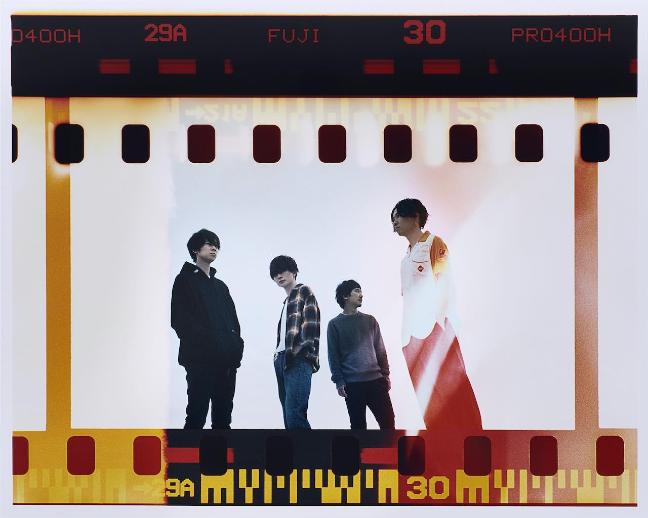 BUMP OF CHICKEN、新曲「Gravity」配信リリース&MV公開!ライブ映像作品のリリースも決定!