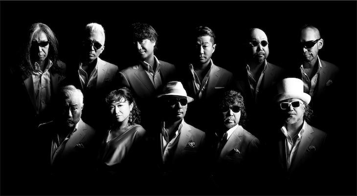 クレイジーケンバンド、20th Anniversary 横浜アリーナ公演を12月にBSスカパー!で独占放送決定!
