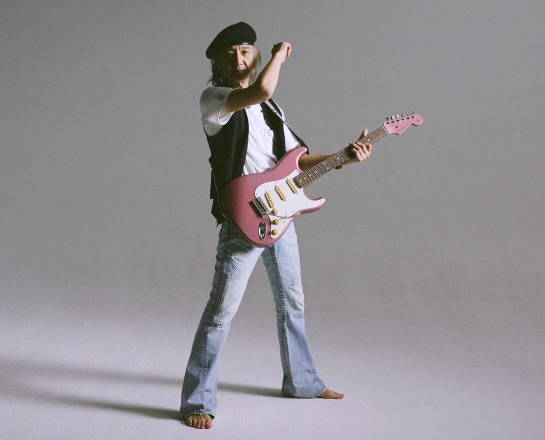 Char、デビュー45周年記念ライブを開催!第1弾ゲストに奥田民生、山崎まさよし