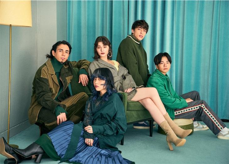 FAITH、メジャーデビューアルバム『Capture it』1月15日発売決定!