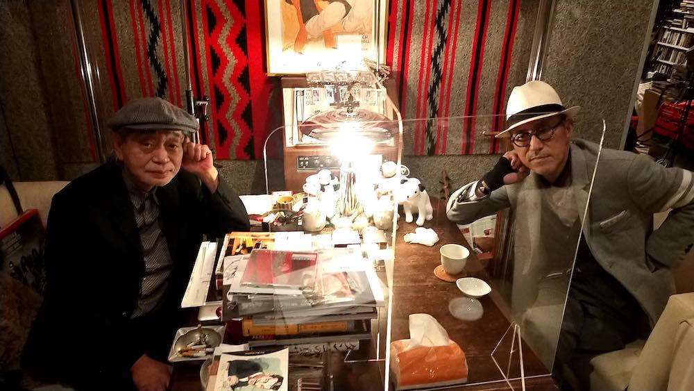 高橋幸宏と細野晴臣によるエレクトロニカ・ユニット SKETCH SHOW、アルバム3作品が待望のアナログ化!