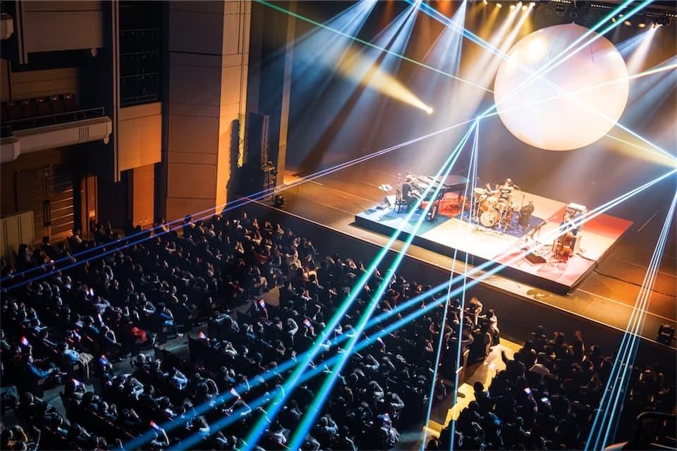 H ZETTRIO、オーチャードホール追加公演オフィシャルライブレポート!