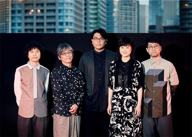 KIRINJI、メジャーデビュー20周年記念ライヴ最終公演がニコニコ生放送にて独占生中継!
