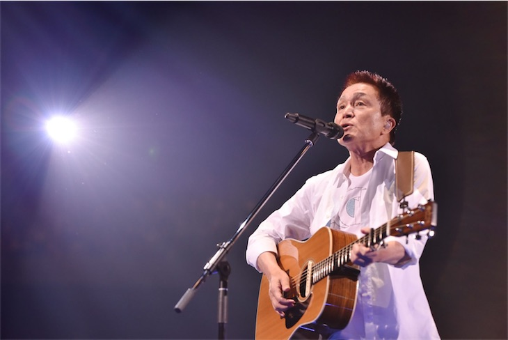 小田和正、貴重なライブ映像の放送決定!