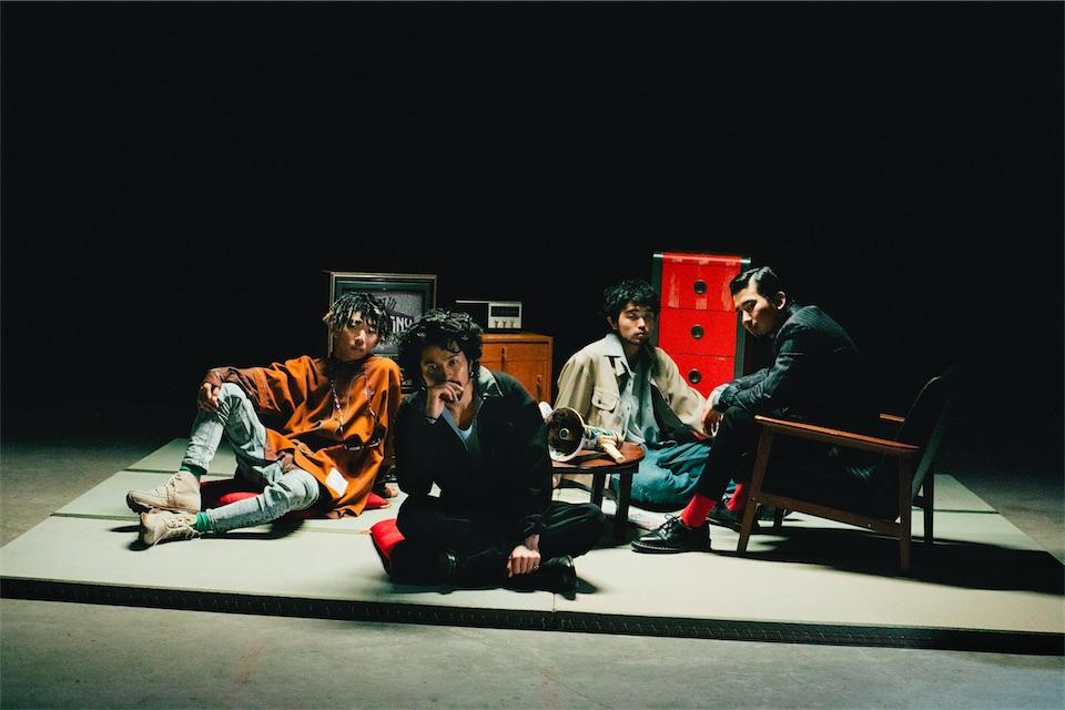 King Gnu、最新ツアーをWOWOWで1月に放送決定!