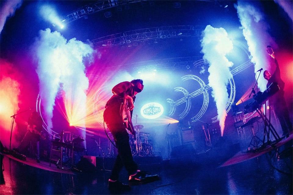 King Gnu、ニューアルバムのリリースと初アリーナ含む全国ツアーを発表!