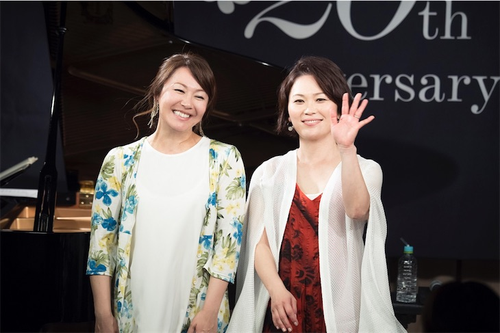 Kiroro、デビュー20周年記念スペシャルライブ開催!「何度も励まされてきた」浅田真央からのサプライズコメントも!