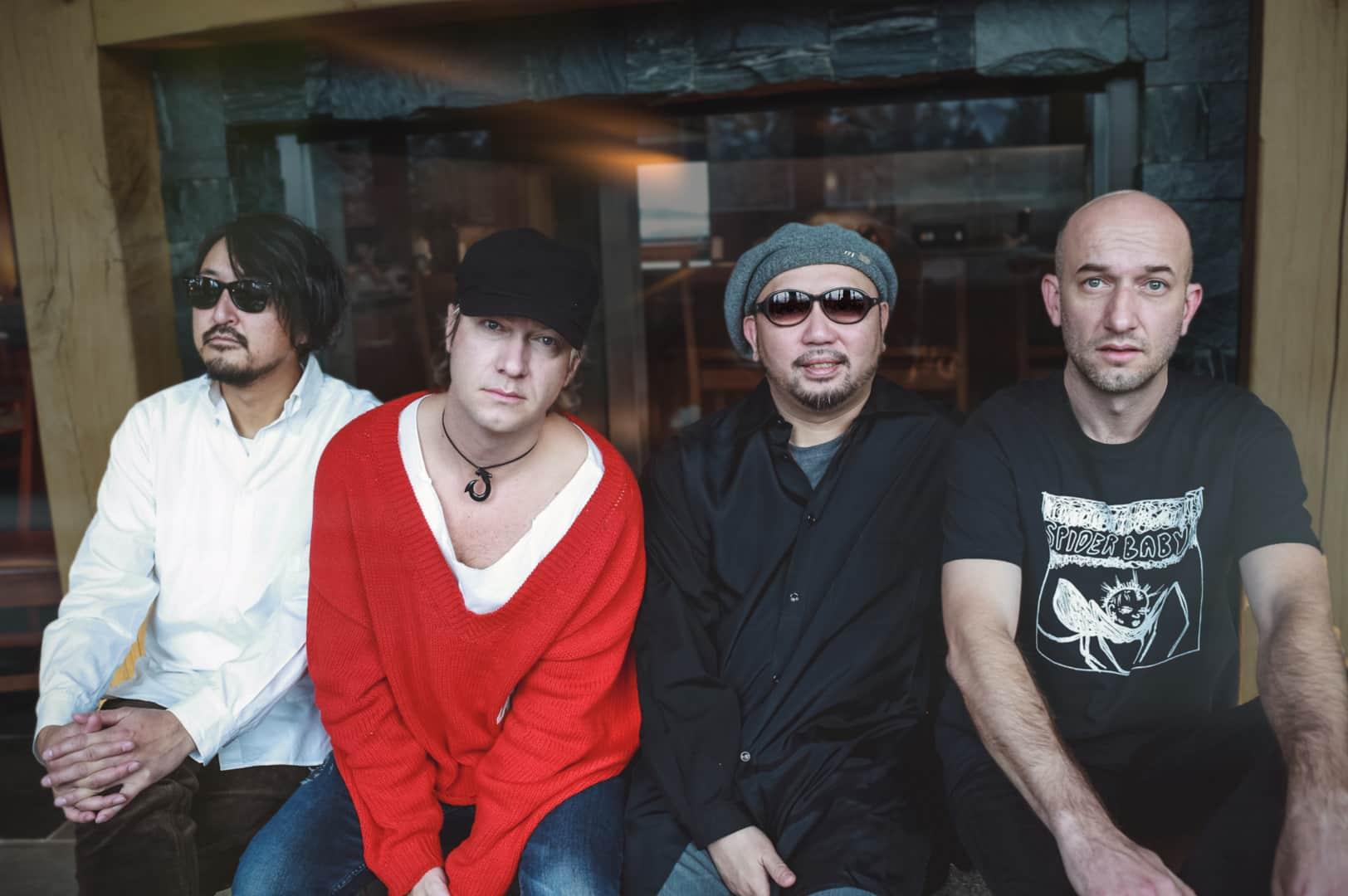 MONKEY MAJIK、バンド結成20周年記念公演が決定!新作アルバムの発売も!