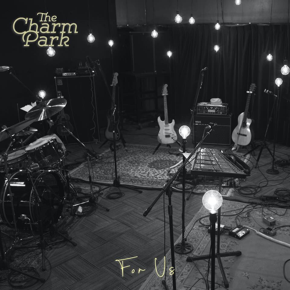 """THE CHARM PARK、Studio Live """"For Us""""音源を4月7日に配信リリース決定!"""