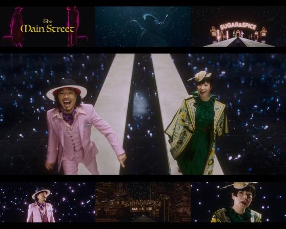 椎名林檎、ニューアルバム『三毒史』より新作ミュージックビデオ「目抜き通り」が完成!